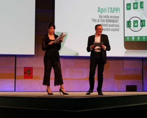 About Agency - BNP Paribas - Foto evento