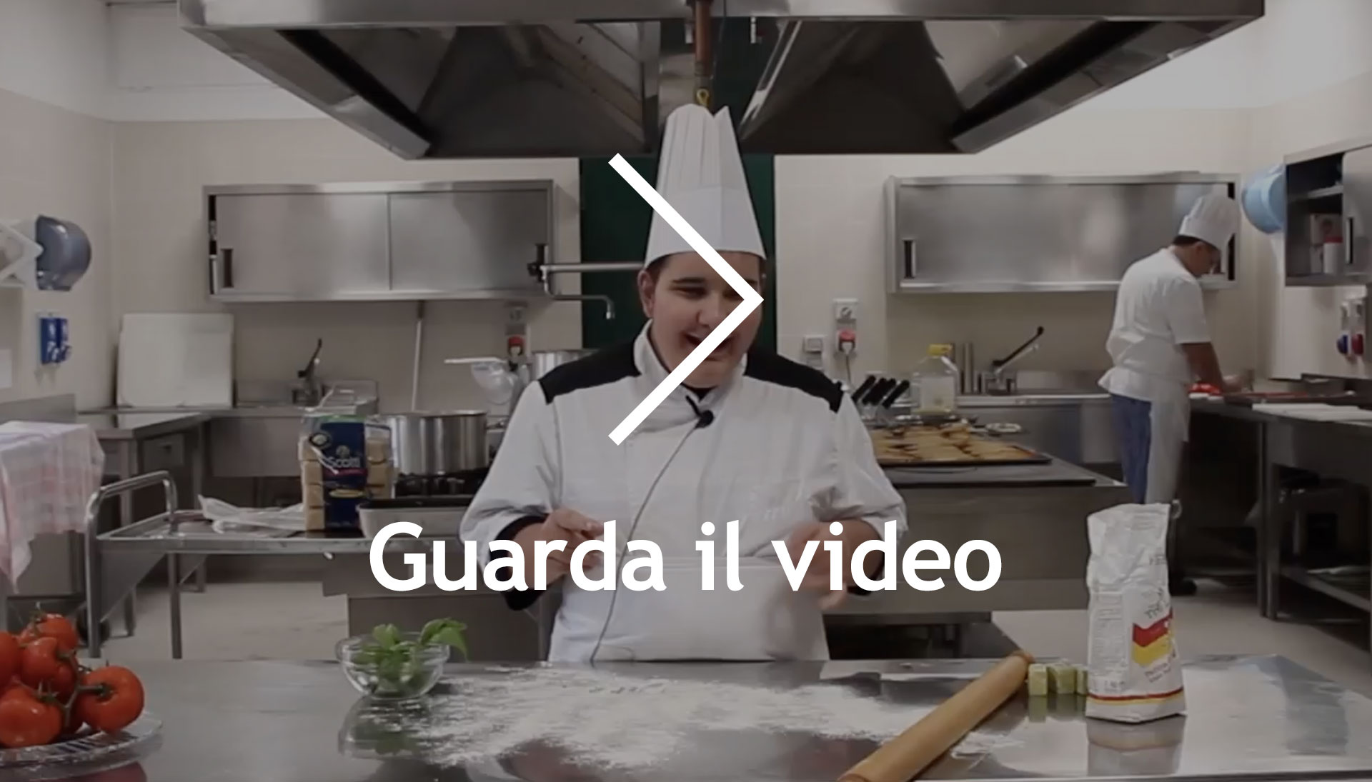About Agency - Cucina con Lorenza/ video- Istituto Serafico di Assisi