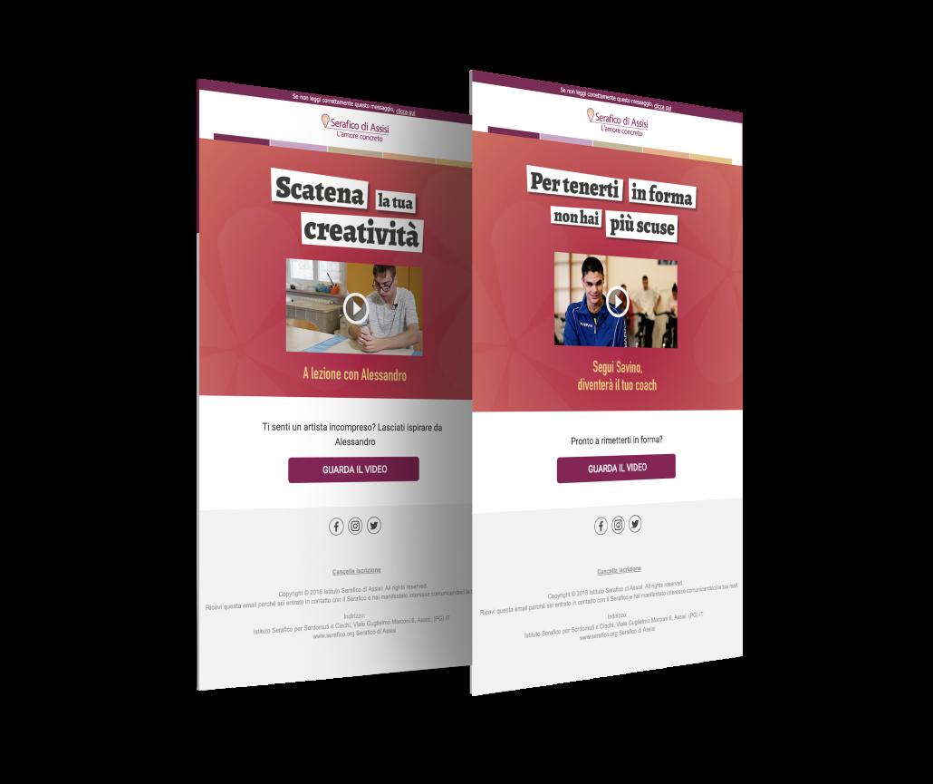 About Agency - non smettere mai di imparare newsletter image - Istituto Serafico di Assisi