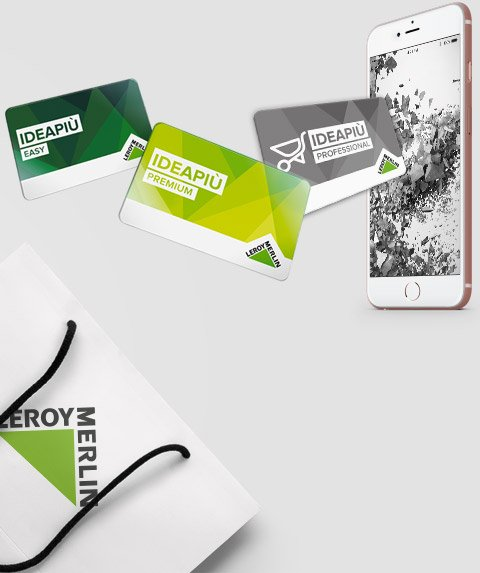 About Agency- Leroy Merlin card Idea più- The Prosumer Agency