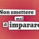 About Agency - Progetto non smettere mai di imparare/cover - Istituto Serafico di Assisi