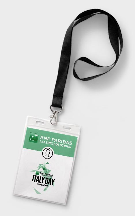 About Agency - BNP Paribas - evento cartellino