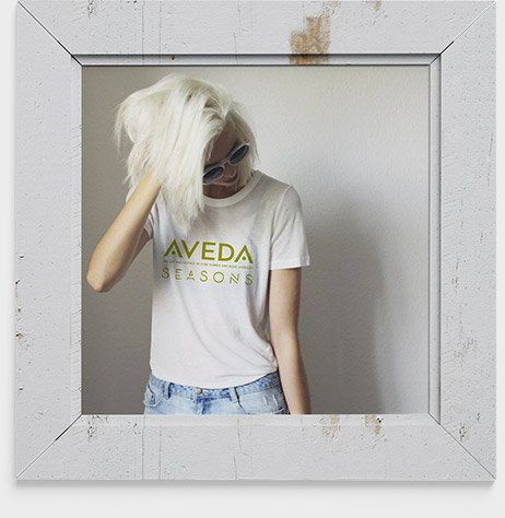 About Agency - Aveda seasons Marketing operazione brochure